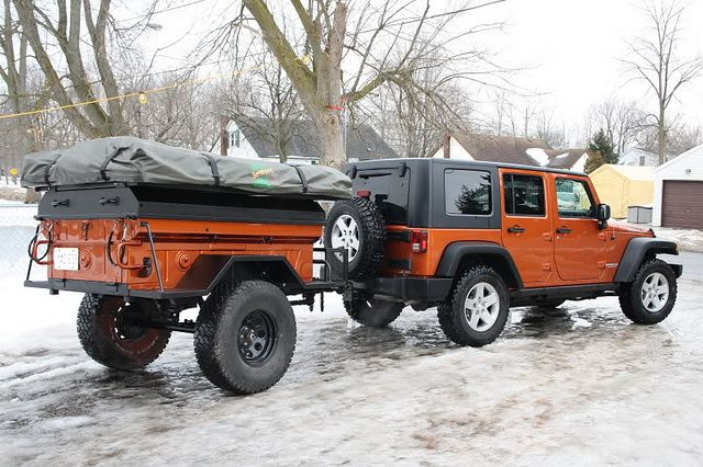 Jeep Wrangler Unlimited by MWButterfly, via Flickr