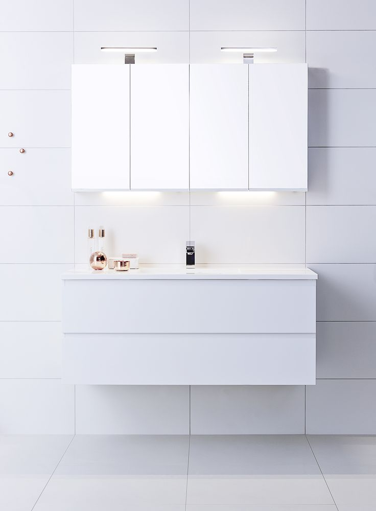 Kilen badeværelsemøbler, baderomsmøbler