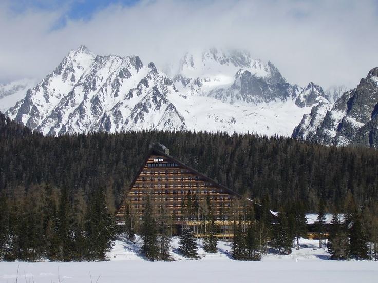 Strbske Pleso, Vysoke Tatry -High Tatras