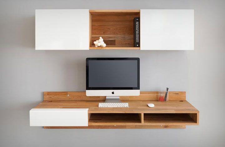 hangende bureautafel