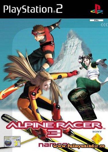 Alpine Racer 3 (PAL) Playstation 2 Tek Link