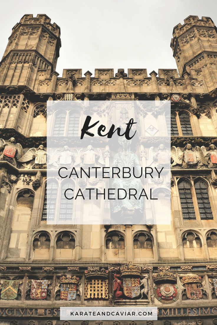 Canterbury is a historic city in Kent, most famous for its UNESCO World Heritage Site, the Canterbury Cathedral. The city is around 1.5 hours away from London makes a lovely day trip if you wish to explore more of England. Canterbury is home to many historical sites including a city wall that was created duringview post