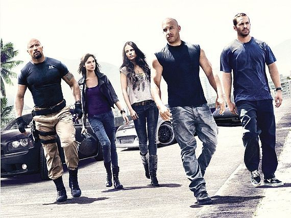Fast and Furious 7 friday! Ready!