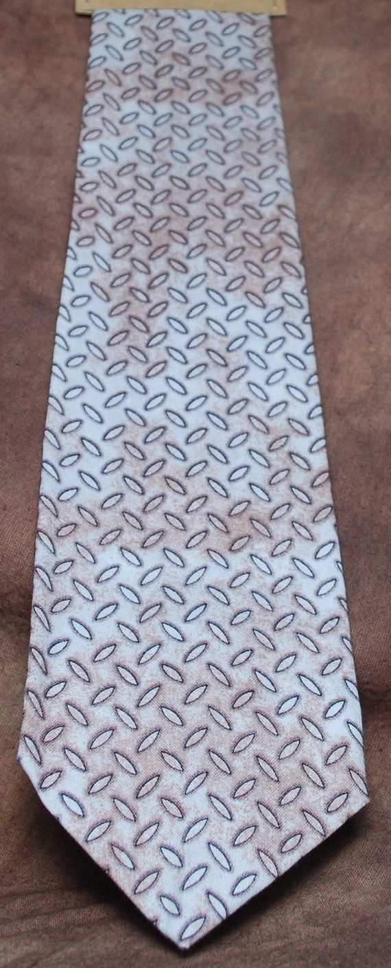 Rusty Steel neck tie by AbandonedWarehouse on Etsy
