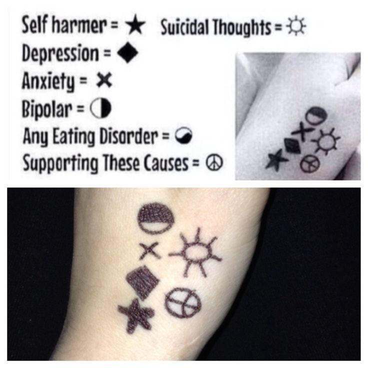 Best 25+ Depression Symbol Ideas On Pinterest