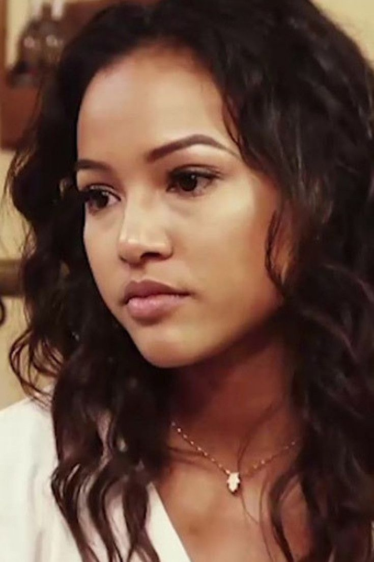 Karrueche Tran Opens Up About Her Love Triangle With Chris Brown And Rihanna (VIDEO)