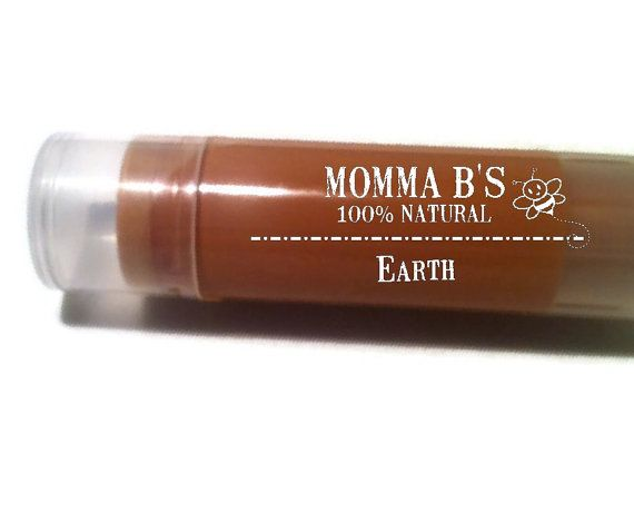 All Natural EARTH Brown Orange High Pigmented by MommaBNaturals, $6.99