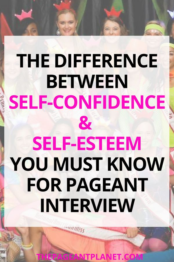 the difference between self esteem and Self esteem means you have the inteligence level to master many things, and your confident with your knowledge conceit means your insecure & you feel you have to brag about things all the time to make yourself feel secure, and build yourself up for other peoples attention.