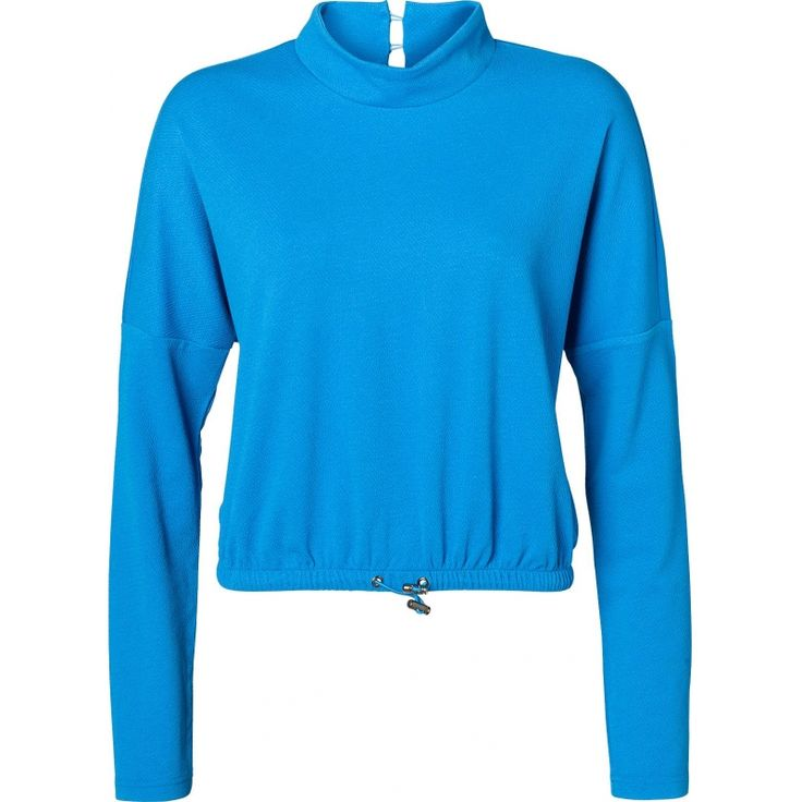 LEAH L/S TOP BLUE € 29,95 http://www.mellmak.com/pt/loja/98277-leah-ls-top-blue-detail.html #veromoda #mellmak