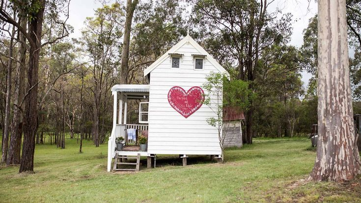Tiny home in the Hunter Valley
