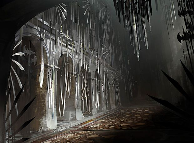 Image result for fantasy settings