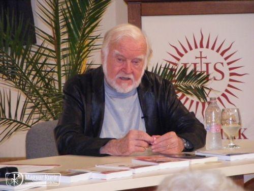 A flow-élménnyel jobbá tehető a világ – Csíkszentmihályi Mihály a Párbeszéd Házában | Magyar Kurír - katolikus hírportál