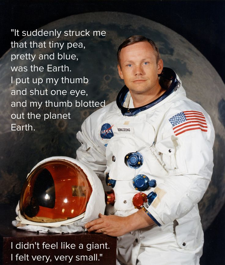 Neil Armstrong's 7 Most Inspirational Quotes Neil