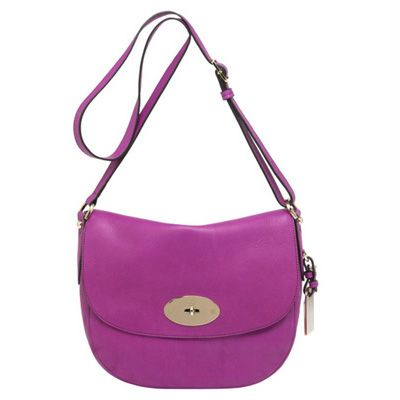 Mulberry Shoulder Backpack Postman's Lock Violet #bagsforsale