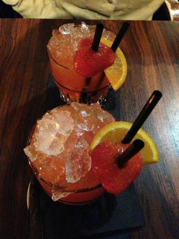 Cocktail @ Fred & Dowue RT Twitter / seddalem: Fred en douwe met summm ...