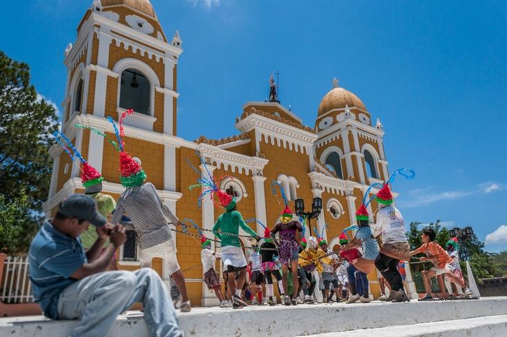Celebracion de Semana Santa 2013 Masatepe, Nicaragua
