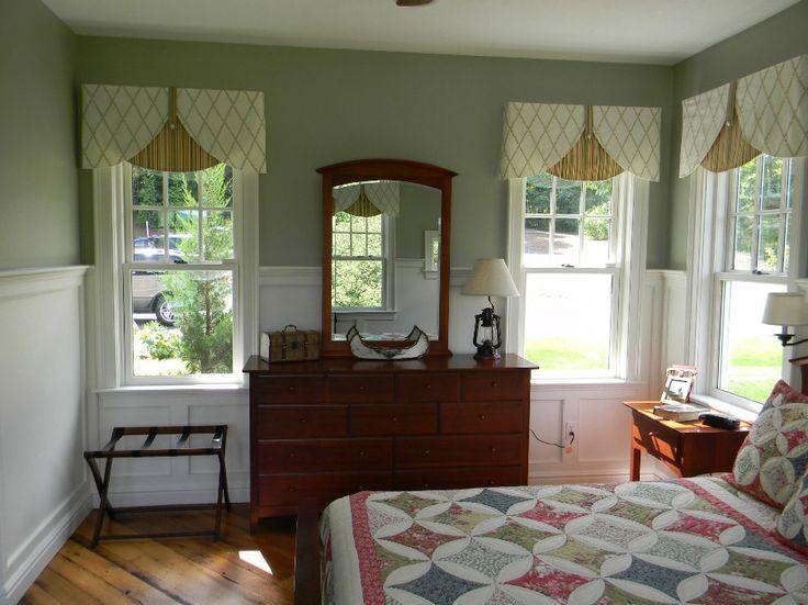 Window valance ideas julie fergus asid nh interior - Interior window treatments ideas ...