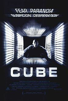 "Cube The Movie - like a modern version of the defeat of the lords of Xibalbá (place of fear - underworld where the gods have fun killing humans) in the Mayan ""Popul Vuh"""