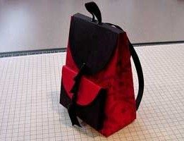 how to: backpack