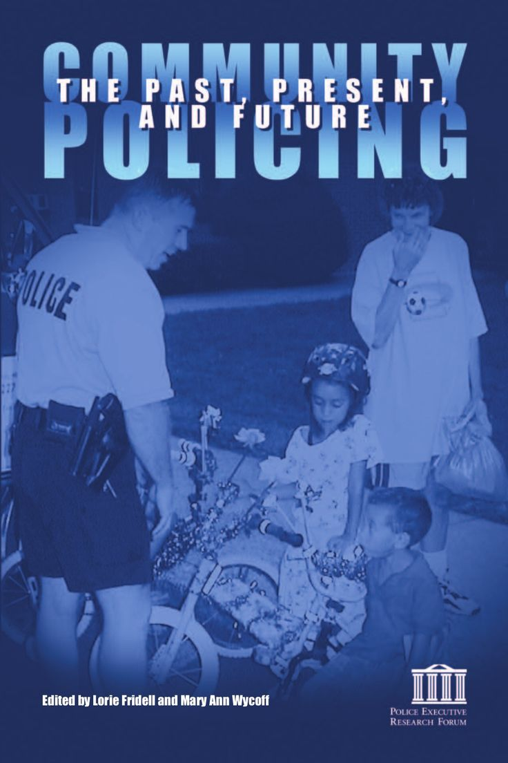 Community Policing The Past, Present, and Future by socialmediadna via slideshare