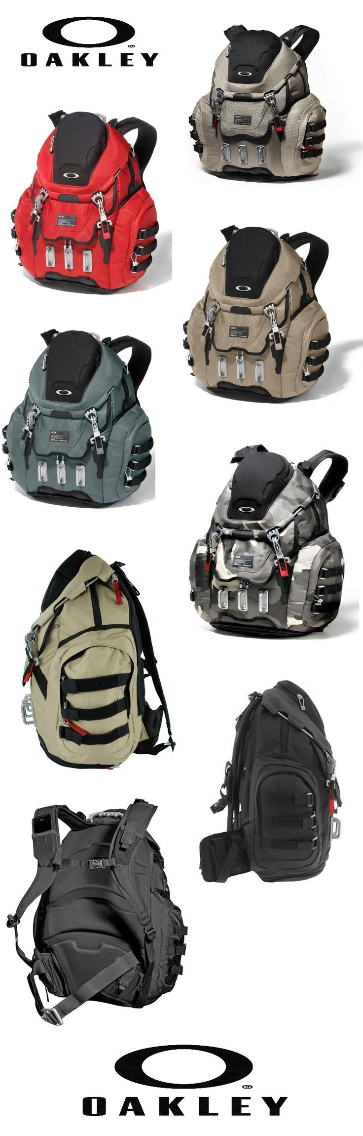 The 26 best My Baggage images on Pinterest | Oakley backpack ...