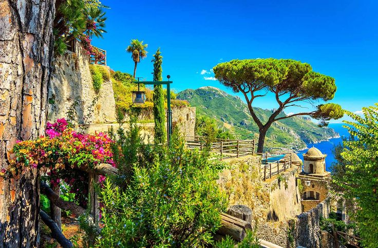 #JAMH007# Local Tour Ravello, Sorrento, Positano from Amalfi