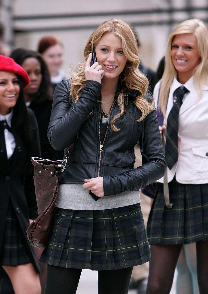 Blake lively dating gossip girl