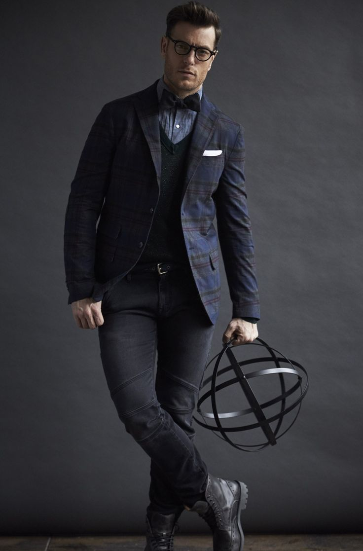 Michael Bastian Fall 2016 Menswear Fashion Show