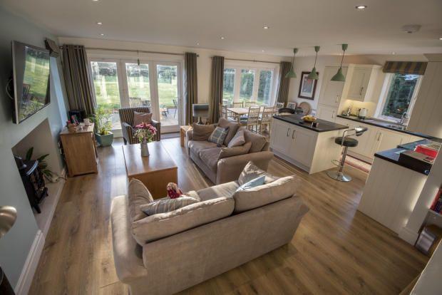 4 bedroom detached bungalow for sale in Belle Vue Lane, Guilden Sutton - Rightmove | Photos