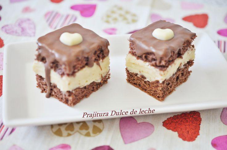 adi`s blog - Jurnal culinar: PRAJITURA DULCE DE LECHE