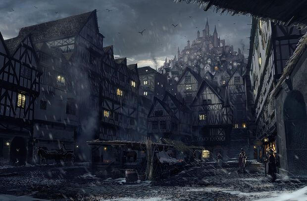 Feltor City Call Of Astor Wiki Fandom Powered By Wikia Fantasy Art Landscapes Fantasy Town Fantasy City
