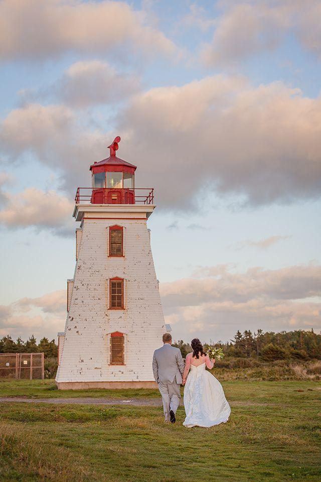 Rustic Fall Wedding in Cap Egmont, Prince Edward Island