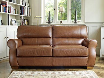 Leather Sofas | Living Room | Harveys