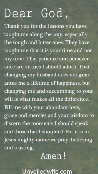 Prayer Of The Day – #Love