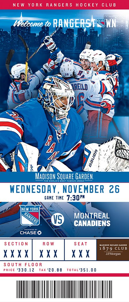Rangers season tickets and ticket guide book mailed to subscribers. I needed to also concept a box for deliver, keeping in mind the high-end clients but also with a limited budget.
