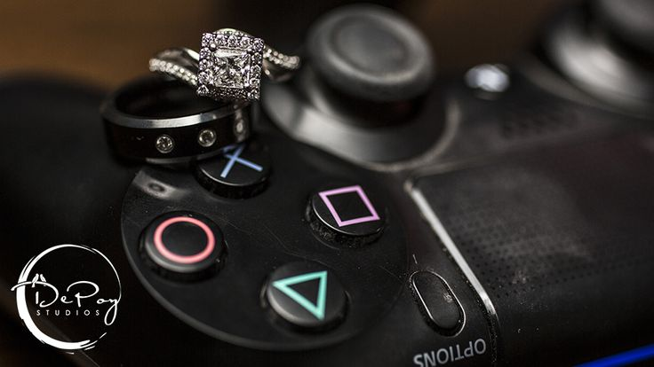 Why not use the game controller to keep your rings? Always trying to make each picture unique to you and your Fiancée. Loving this Gay Gamer Engagement Photo Session.