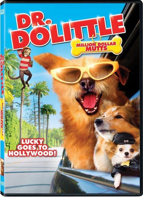 Dr. Dolittle: Million Dollar Mutts (Video 2009)