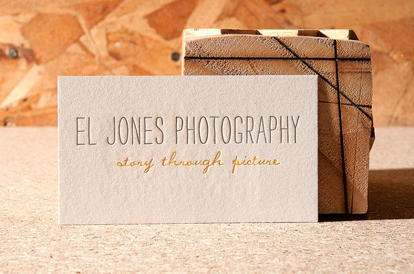 business card design ideas so simple and clean, love the textured paper give the illusion of quality
