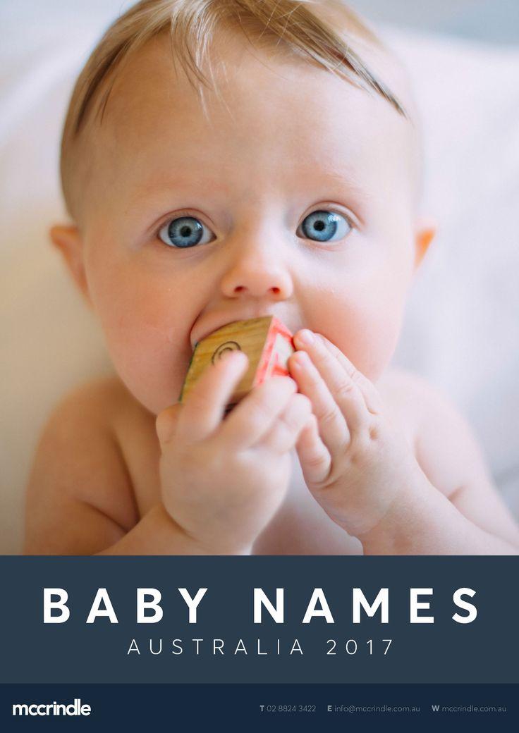 Baby Names 2017 Report