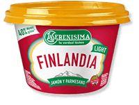 Bolsitas de Queso Finlandia Light Jamón y Parmesano