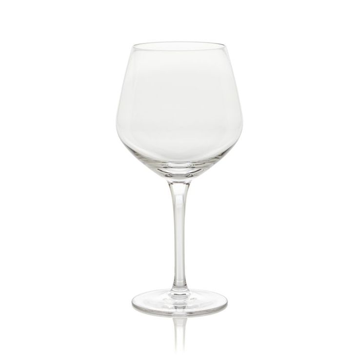 Nattie 20 oz. Big Red Wine Glass | Crate and Barrel