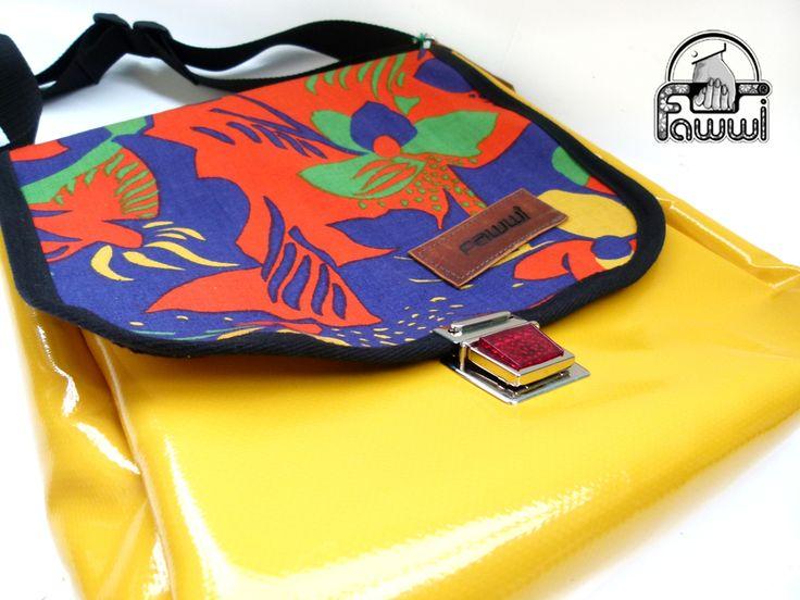 Tasche: - Der schlaue Sepp-  von Fawwi auf DaWanda.com