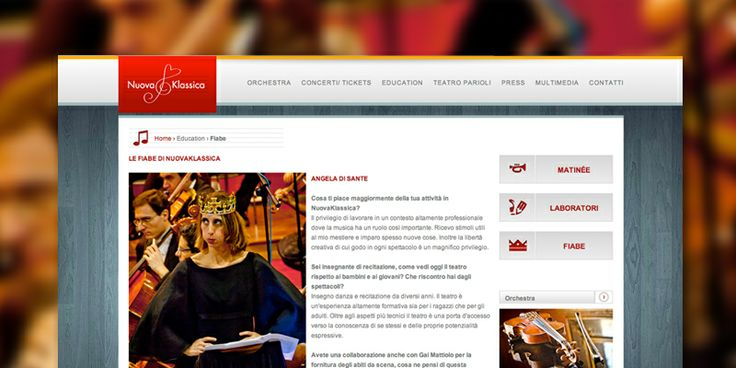 dunp case studies: Nuova Klassica