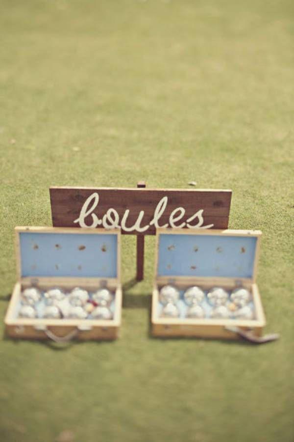 Mariage guinguette : Idée décoration mariage guinguette...