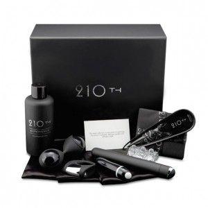 Zestaw akcesoriów erotycznych - 210th Erotic Box Classic