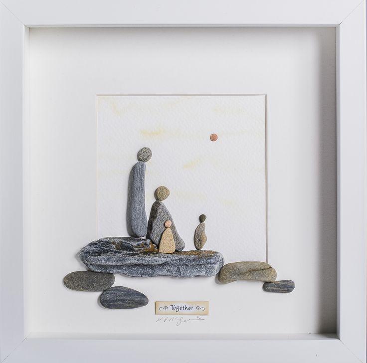 pebble art facebook the. Black Bedroom Furniture Sets. Home Design Ideas