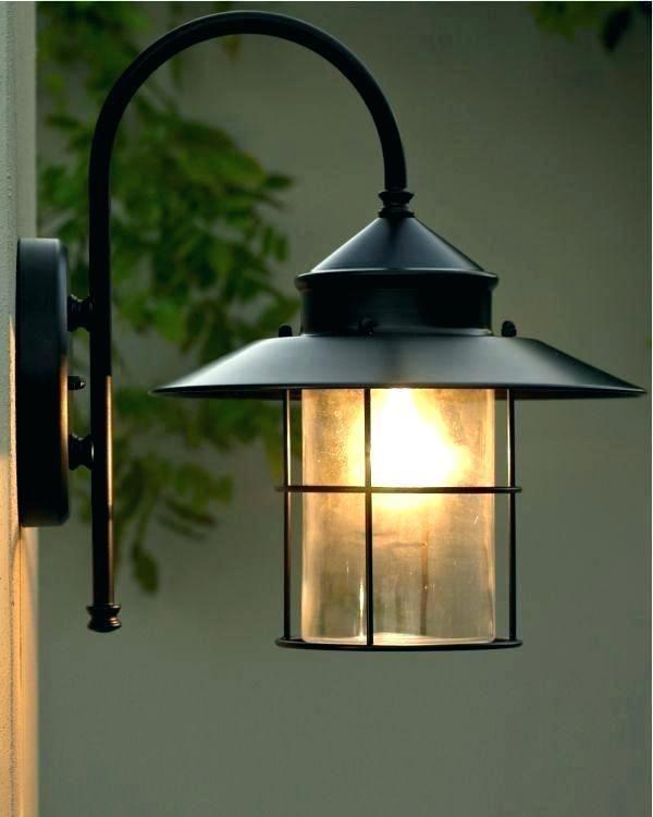 Exterior Lantern Lighting Log Cabin Exterior Garage Light Fixtures