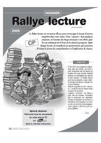 Un rallye lecture de 12 œuvres pour les élèves de CP idéal pour motiver l'apprentissage de la lecture et la construction du sens.