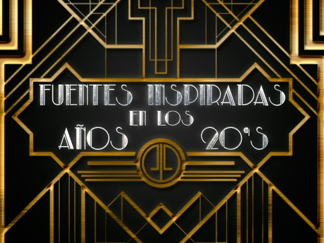 Fonts inspired in the great gatsby movie things for my wall pinte