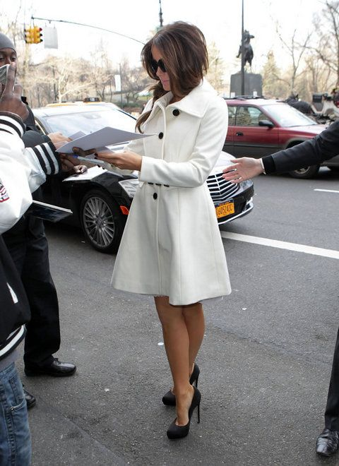 Coat - Kate Beckinsale | LUUUX Shop The Top Women's Apparel Online Stores via http://AmericasMall.com/categories/womens-wear.html